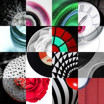 Fragmente (Rund) (Clubprojekt Fotoclub Kontrast Suhl)