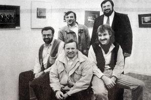 Zeitreise ins Jahr 1995