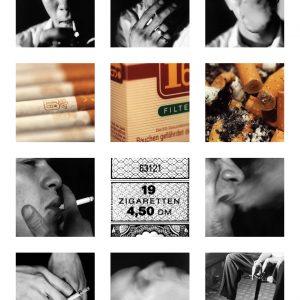 Mappe 2000 Clubprojekt: 0,9 mg Nikotin, 12 mg Kondensat (Teer)