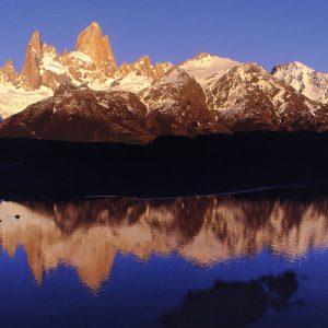 Fitz Roy . Patagonien (Foto: Andreas Kuhrt)