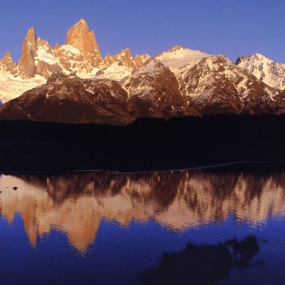 Fitz Roy . Patagonien (Foto: Andreas Kuhrt)