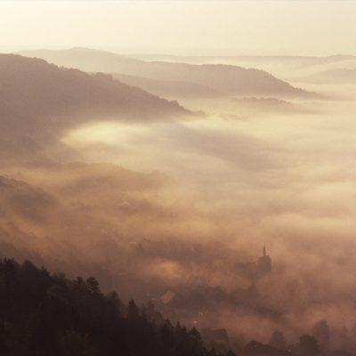 Werranebel bei Treffurt (Foto: Manuela Hahnebach)