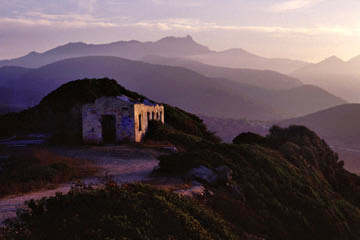 Punta de la parata . Korsika (Foto: Andreas Kuhrt)