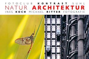 <i>Fotoausstellung</i> Natur Architektur <i>Altes Rathaus Suhl 2008</i>