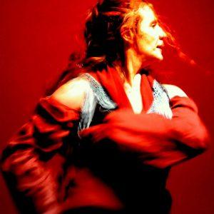 Roter Tanz (Foto: Karl-Heinz Richter)