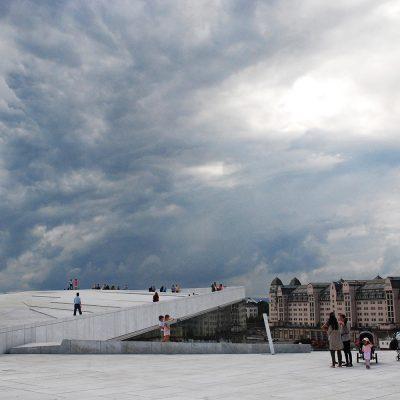 Oslo Oper (Foto: Günter Giese)
