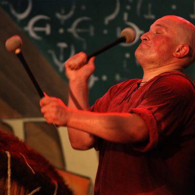 Trommler (Foto: Günter Giese)