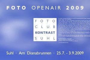 <i>Foto Openair Suhl 2009</i> Fotoclub Kontrast Suhl