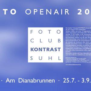 Foto-Openair Suhl 2009 . Fotoclub Kontrast Suhl