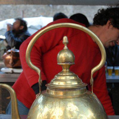 Teezeit (Foto: Andreas Kuhrt)