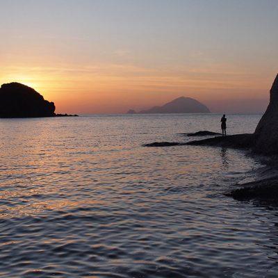 Abend auf Marina (Foto: Manuela Hahnebach)