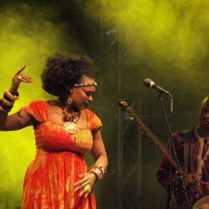 Omu Sangare (Foto: Manuela Hahnebach)