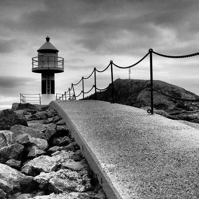Leuchtturm (Foto: Manuela Hahnebach)