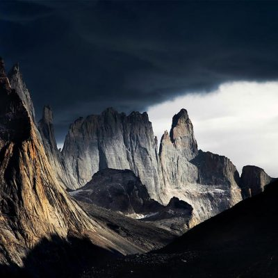 Torres del Paine (Foto: Frank Hausdörfer)