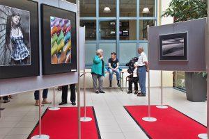 <i>Fotoausstellung</i> Kontrast <i>Einkaufszentrum fritz Kulmbach 2014</i>