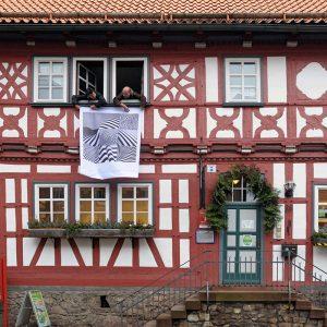Fotoausstellung Kontrast . Galerie im Bürgerhaus Zella-Mehlis . 2014 (Foto: Ute Zohles)