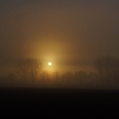 Sunrise surreal (Foto: Sylvi Raakow)