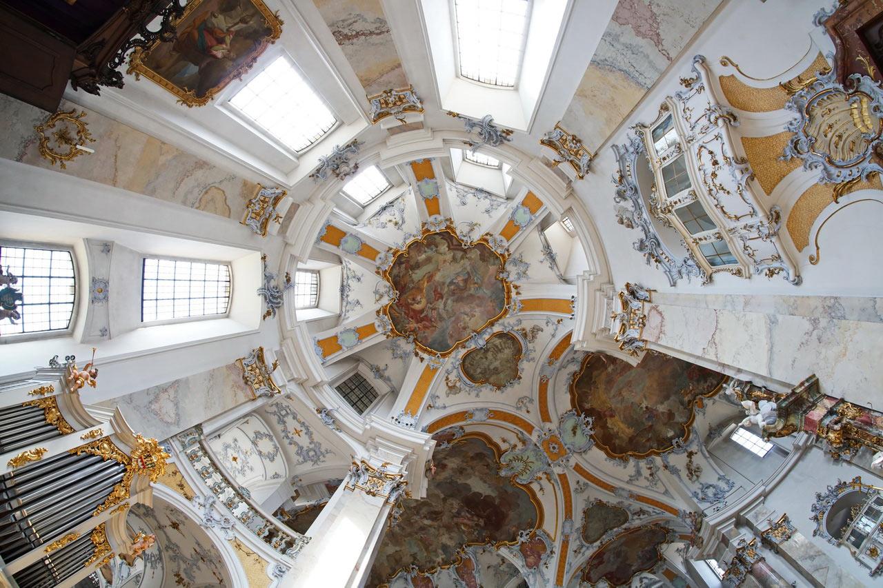 Basilika Vierzehnheiligen (Foto: Roland Kastner)