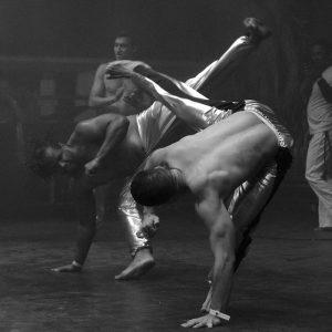 Capoeira (Foto: Lucas Hotop)