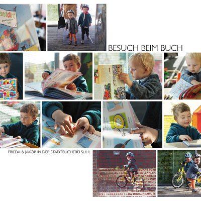 Besuch beim Buch (Clubprojekt Buch Fotoclub Kontrast Suhl)