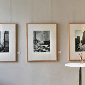 Fotoausstellung Berenice Abbott . Haus Dacheröden Erfurt . 2018
