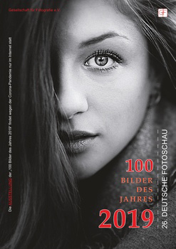 """Katalog zur Fotoausstellung """"100 Bilder des Jahres 2019"""""""