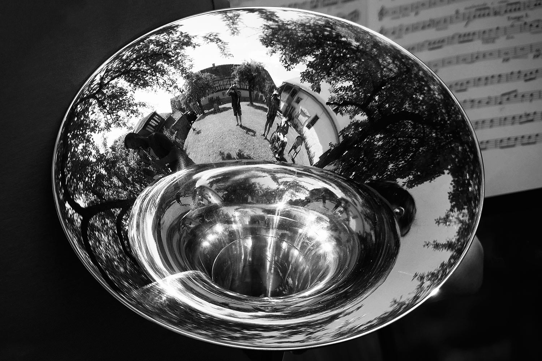 Spiegelung (Foto: Paul Jonca, Fotoclub Reflexion 90 Erfurt)