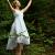 Serie: Das Kleid 1 (Foto: Günter Giese)