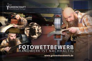 """<b>01.09.-10.2020</b> Fotoausstellung """"Handwerk ist nachhaltig"""" Rohr-Kloster"""