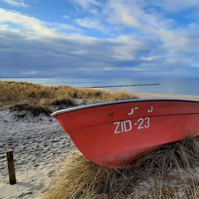 Fischerboot (Foto: Dietmar Schmidt)