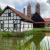 Eröffnung Fotoausstellung: Heimat geht durch den Magen . Kloster Veßra 2021 . Teich