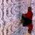 Serie: Spiegelbilder 1 (Foto: Andreas Kuhrt, Lumen, Bergfotomuseum, Hintergrundfoto: Heinz Zak)