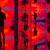 Serie: Spiegelbilder 4 (Foto: Andreas Kuhrt, Lumen, Bergfotomuseum, Hintergrundfoto: Heinz Zak)