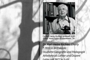 <i>Fotoausstellung</i> Lebensmomente – Fotografie Dr. Karl-Heinz Richter <i>Musikschule Suhl</i>
